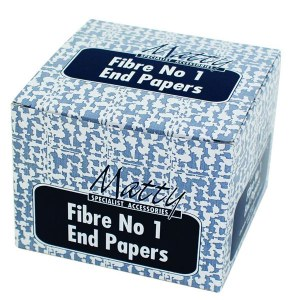 Matty Fibre No 1 End Papers