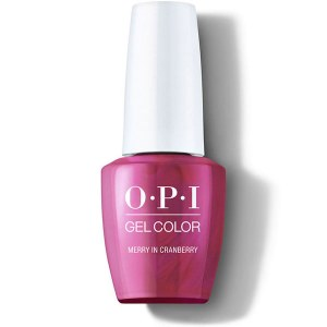 OPI Gel Colour Merry In CraLtd