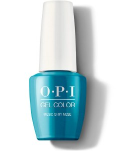OPI Gel Colour Music Is My Ltd