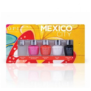 OPI Mexico City IS Mini 5pk