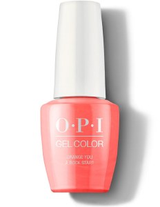 OPI Gel Colour Orange You Ltd