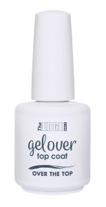 The Edge GelOver Top 15ml