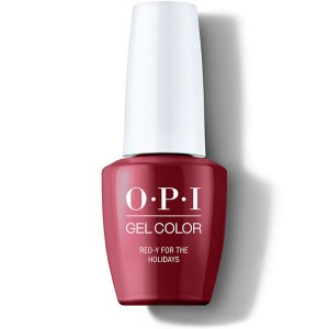 OPI Gel Colour Red-y For Ltd