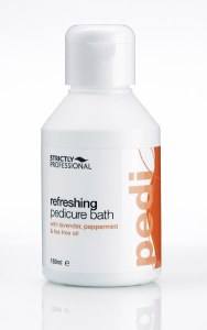 SP Pedicure Bath 150ml