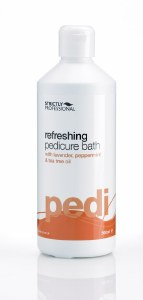 SP Pedicure Bath 500ml