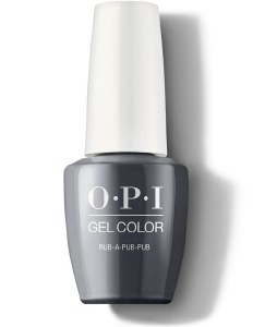 OPI Gel Colour Rub-A-Pub Ltd