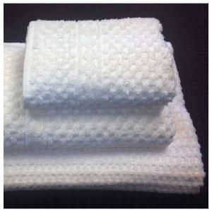 BC Serenity Hand Towel White