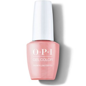 OPI Gel Colour SnowfallingLtd