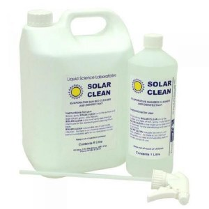 Solar Clean Sun Bed Cleaner 1L