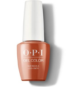 OPI Gel Colour Suzi Needs Ltd