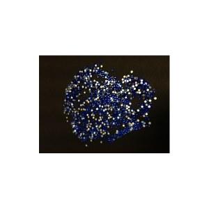 NBS Swarovski Crystal Aqua 5