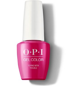 OPI Gel Colour Toying With Ltd