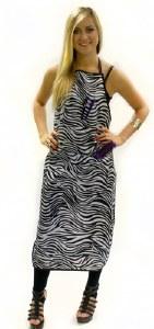 HT Zebra Tint Apron