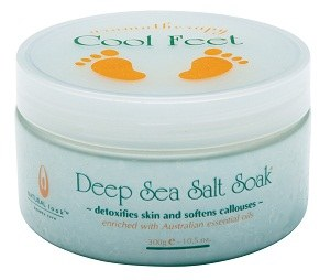 N Look C/Feet Deep S/Salt 500g
