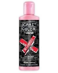 Crazy Color Red Sham 250ml (D)