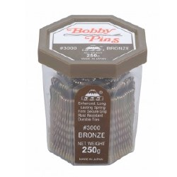 "555 Bobby Pins 2"" Bronze 250g"