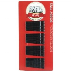Bobby Pins 999 Black 60pc
