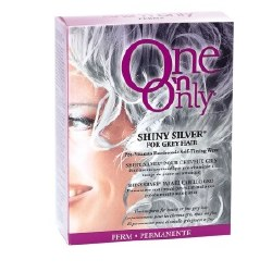 One 'N Only Shiny Silver Perm