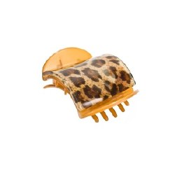 Mia Super Clamp Leopard Large