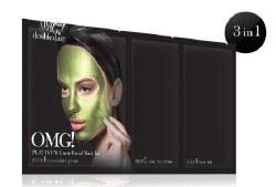 OMG Platinum Green Facial Mask