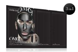 OMG! Man In Black Peel Mask