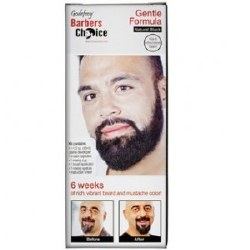 Barbers Choice Colour Black
