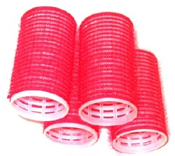 Velcro Rollers Red 15mm (D)