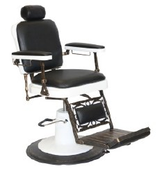 Chicago Barber Chair - Blk (P)