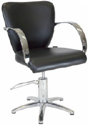 Ruby Hyd Styling Chair (P)
