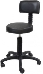 Sprint Stool - Black Base (P)