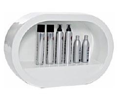 Jumbo Display Shelf - White (P