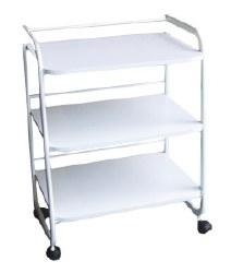3 Shelves Beauty Trolley (P)