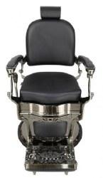 Havana Barber Chair - Blk (P)