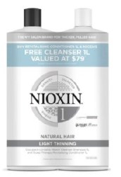 Nioxin System 1 Litre Duo (P)