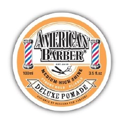 American Barber Deluxe Pomade