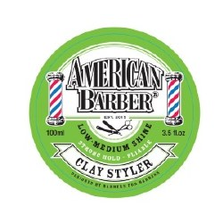 American Barber Clay Styler 10