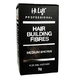 HL Build Fibres Med Brown 25g