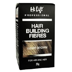 HL Build Fibres Light Brown 25