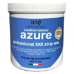 HL Mediter Azure Strip Wax 1kg