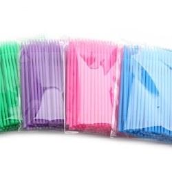 Silky Rolls Microbrush 10pcs