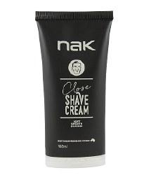 Nak Close Shave Cream 150ml