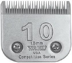 Wahl Bladeset #10 1.8mm (P)