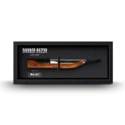 Wahl Wood Barber Razor w/ Comb