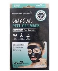 MB Charcoal Peel Off Mask 3pk