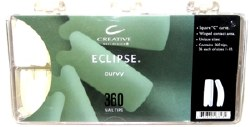 CN Clear Eclipse Tips 360ct (D