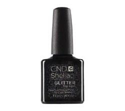 CN Shellac Glitter Top Coat (D