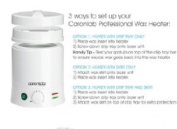 Caron Prof Wax Heater 1Ltr