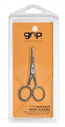 Caron Grip Nose & Ear Scissors