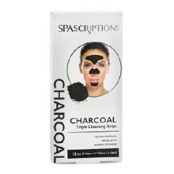 SPA Charcoal Triple Nose Strip