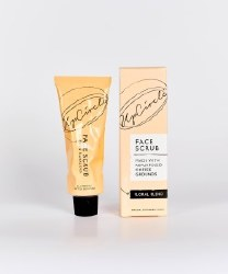 UpC Face Scrub Coffee& Floral